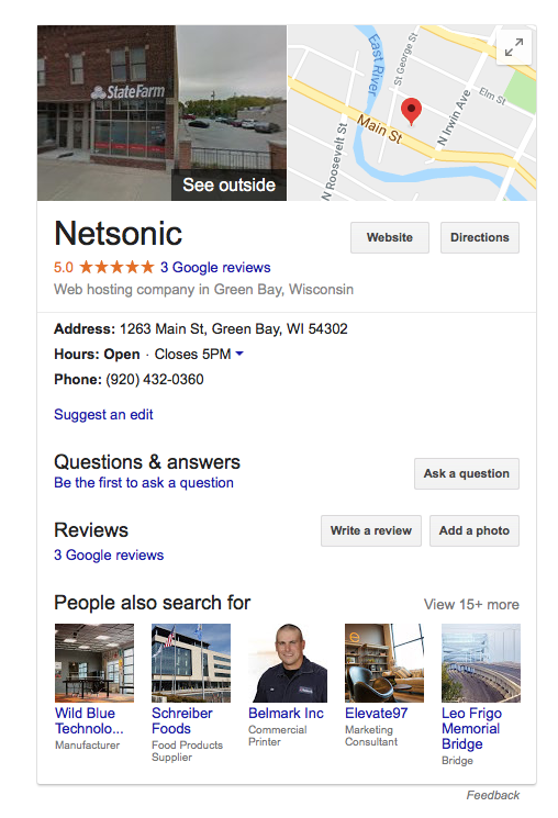 Netsonics_Google_Business_Page