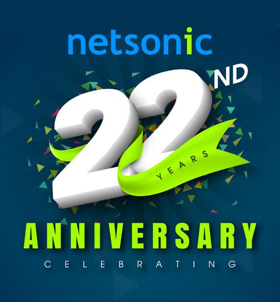 22 year netsonic anniversary celebration